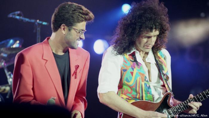 "George and Brian May: ""Playing with Queen was living out a childhood fantasy"""