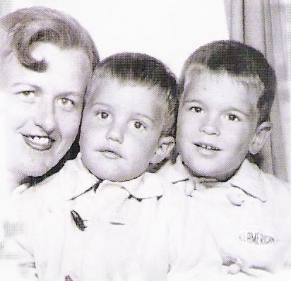 Ruth with her beloved sons