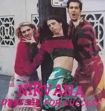 NIRVANA:Dressed for Success