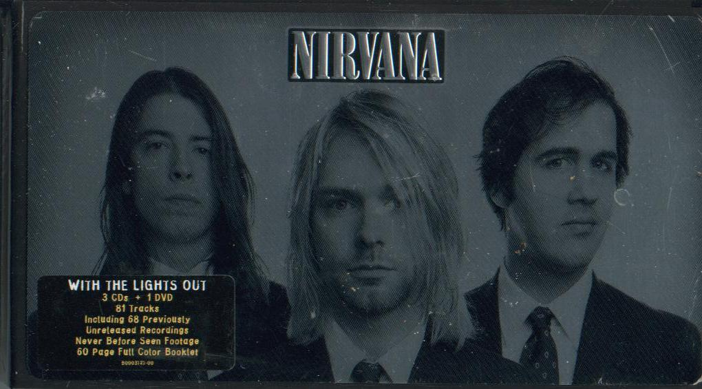 This is what the long-awaited Nirvana box set looks like