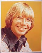 Singer, actor, environmentalist John Denver