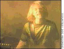 "This is from the ""Smells Like Teen Spirit"" video"